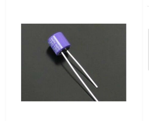 10 pc SANYO OS-CON SP Electrolytic Capacitor 120u//6.3v