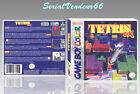 """Boitier du jeu """"TETRIS DX"""", Game Boy Color. Nintendo. PAL FR. HD. SANS LE JEU."""