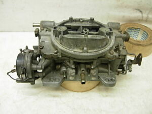 Details about EO 9626 SA CARTER AFB 4BBL CARBURETOR 625 CFM AMC CHEVY  PONTIAC OLDS FORD MOPAR