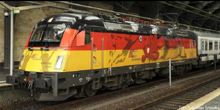 TT E-Lok 370 005 Germania PKP Ep. vi Tillig 04957 NUOVO