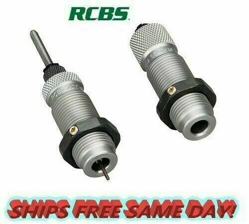 RCBS DIE SET Full Length Rifle and more Choose your Caliber Brand NEW!