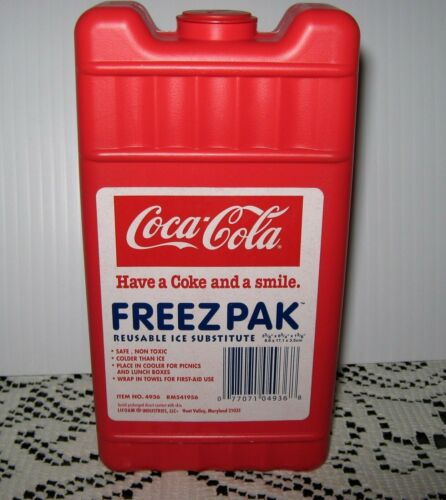 COCA-COLA  FREEZ PAK