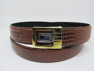Men New Brown Tan Black Striped Neck Tie Jinbaiheng Hand Made