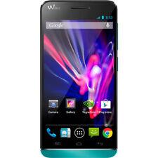 WIKO WAX türkis RUCKLÄUFER Android 4.3 Bluetooth LTE Whatsapp Internet LTE WLAN