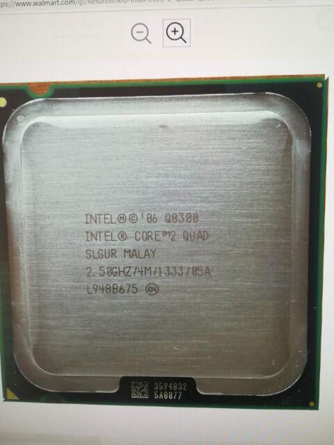 Procesador  Intel Core 2 Quad  Q8300