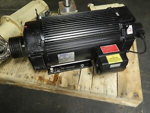 Powertec 20 hp cnc brushless dc motor b25smf92909rm014 ebay for 20 hp dc motor