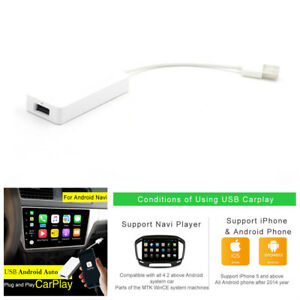 Details about USB Apple Carplay Dongle For iPhone Android WinCE System Car  Navigation Player