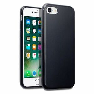 Apple Iphone 6s Shockproof Strong Silicone Case 360 Shell Screen Protector Black Ebay