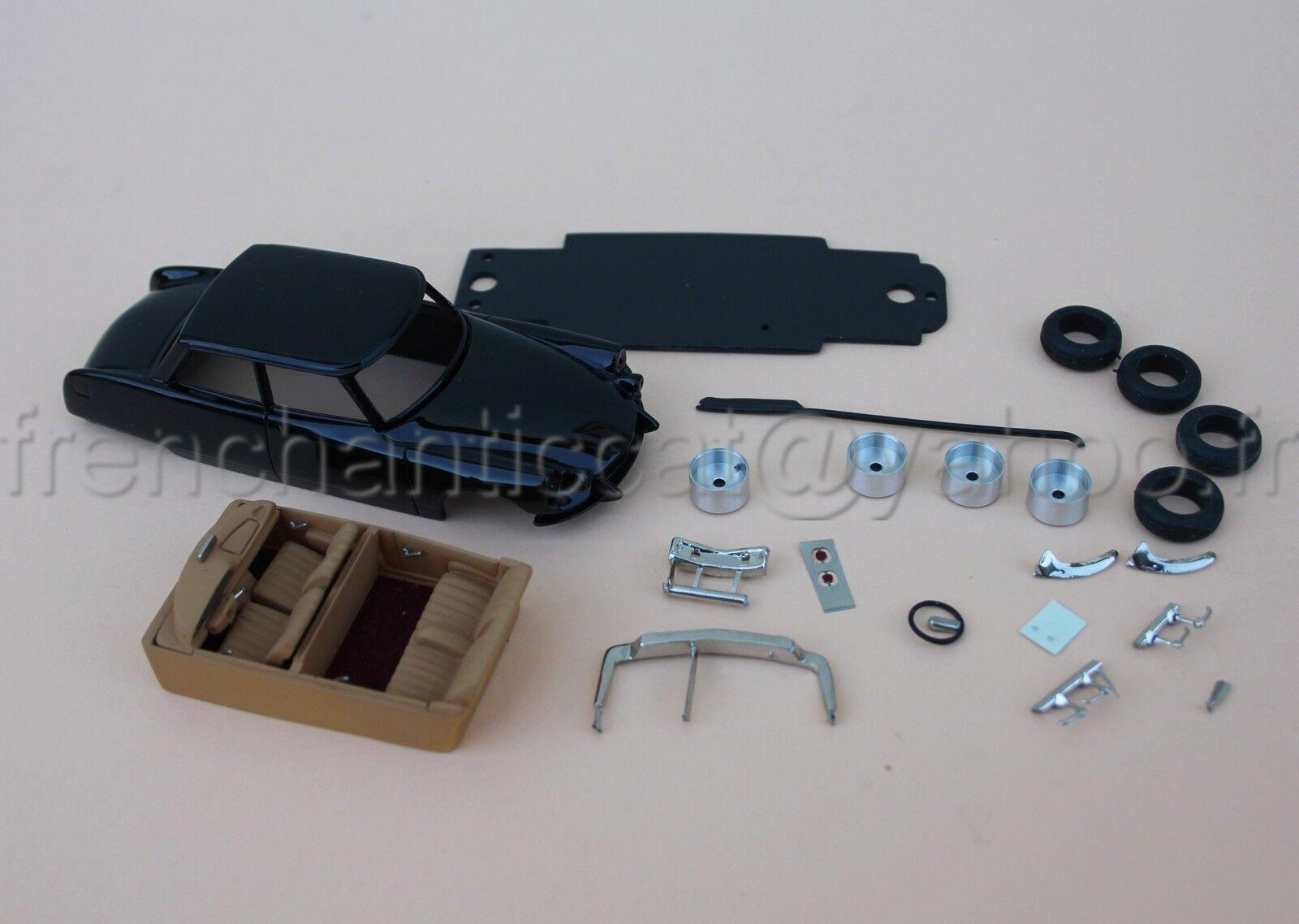 IG Rare voiture Citroën DS Majesty berline  Chapron 21 1 43 Heco miniature noir  vente d'usine en ligne discount