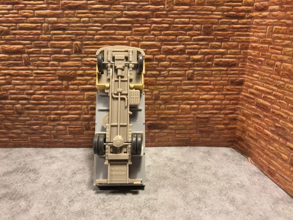 Modeltog, ( Bil nr 46 ) Wiking Modelbil , skala 1:87