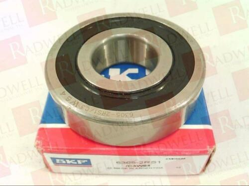 63052RS1C3W64 NEW IN BOX SKF 6305-2RS1//C3W64
