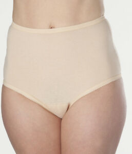 1-Pack-Wearever-Cotton-Comfort-Regular-Absorbency-Reusable-Incontinence-Panty