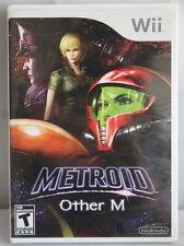 METROID Other M Nintendo Wii 2010