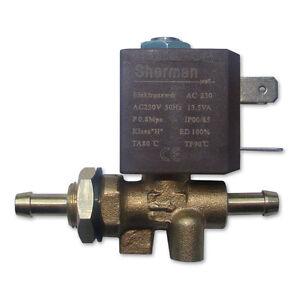 Gas-flow-solenoid-Air-flow-valve-electrovalve-ZCQ-20-B2-solenoidventil