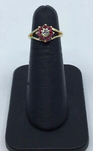 14k-Yellow-Gold-Ruby-and-15ctw-Diamond-Halo-Cocktail-Ring