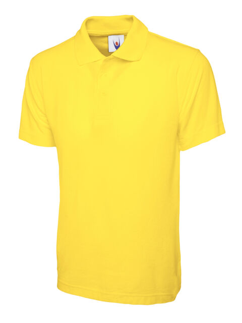 06a0faf9 ... Childrens Polo Shirt Kids School Top PE Unisex Boys Girls (uc103) 3 - 4  Years Yellow. About this product. Picture 1 of 2; Picture 2 of 2. Picture 2  of 2