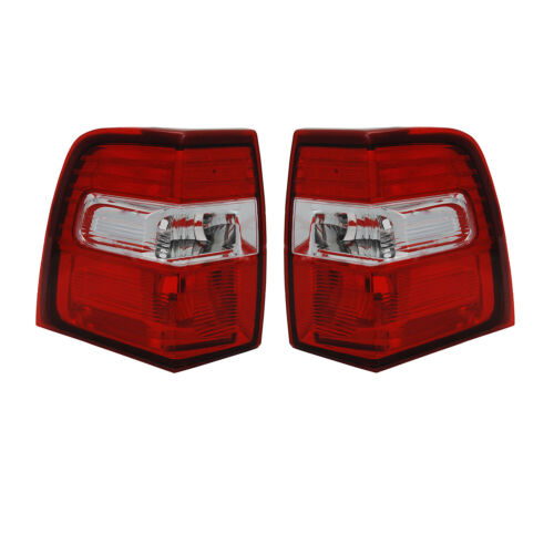 NEW TAIL LIGHT PAIR FITS FORD EXPEDITION 2013 2014 2015 7L1Z13405AA 7L1Z13404AA