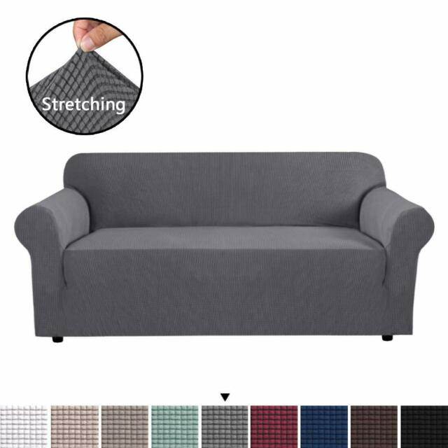 Sofa Slip Cover For Leather Couch