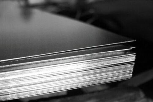 1.5mm Edelstahl V2A Platten 100 mm bis 2000 mm Edelstahlblech Bleche Zuschnitt