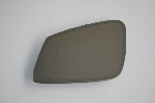 Original bmw 3er f30 f31 f35 1er f20 f21 cristal espejo elektrochrom calentado a la izquierda