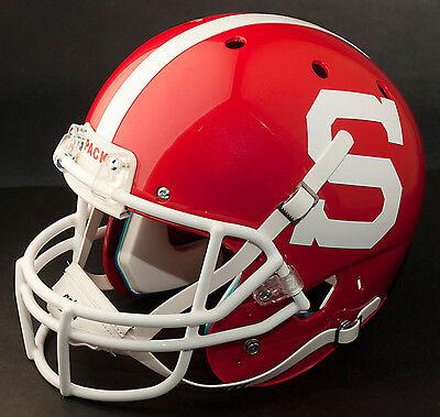 Schutt North Carolina State Wolfpack 1998 Throwback Mini Helmet