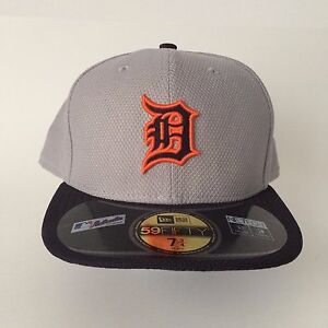 differently 6595a 874ee Image is loading New-Era-5950-DETROIT-TIGERS-RD-MLB-Diamond-