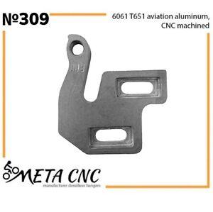 Derailleur hanger № 233 META CNC