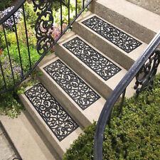 Beau Outdoor Stair Treads 4Pcs Yard Flooring Tiles Non Slip Step Indoor Home  Decor