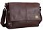 Sling-Shoulder-messenger-bag-Leather-Men-Briefcase-14-inch-laptop-case thumbnail 10