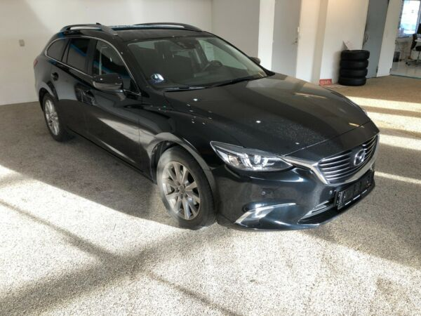 Mazda 6 2,2 Sky-D 150 Vision stc. - billede 2
