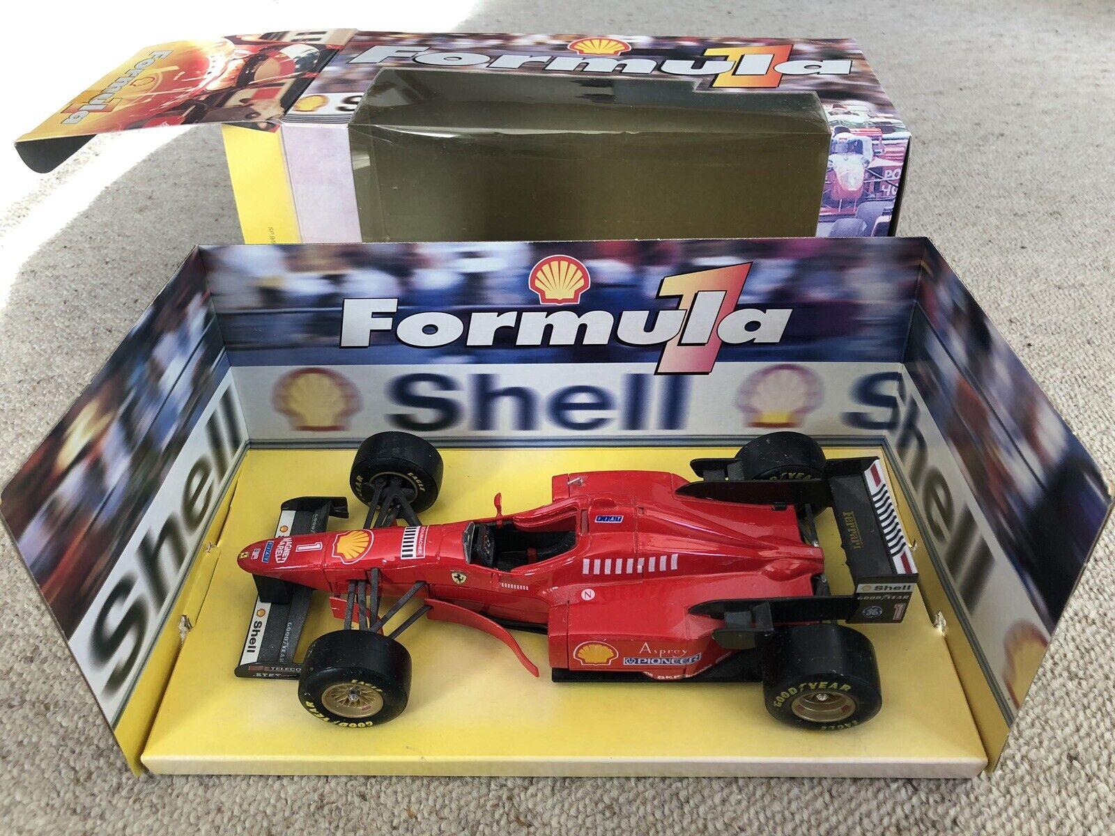 Maisto Modèle De Michael Chaussure allèrent allèrent allèrent Ferrari de 1996 in neuf dans sa boîte, échelle 1 20 786dcb