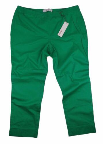 Damen 7//8 Hose 104 NEU grün von Sheego Gr 52 2469 Langgröße