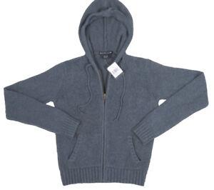 aa046d60d NEW Polo Ralph Lauren Hoodie Cardigan Sweater! Sm Runs Small Blue or ...