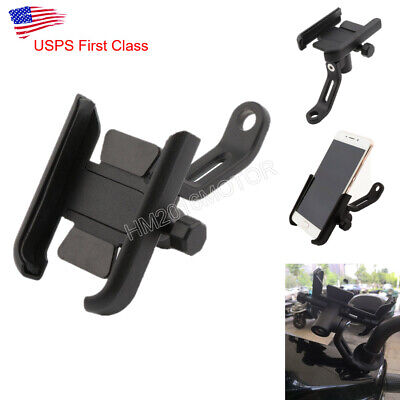 Motorcycle Cell Phone holder For Honda VT Shadow Ace Classic 500 700 750 1100
