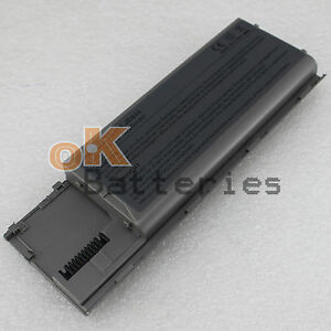 5200mAh-Battery-For-Dell-Latitude-D630N-KD489-JD610-GD776-310-9080-6Cell-Laptop