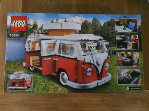BRAND NEW SEALED LEGO 10220 Creator Volkswagen T1 Camper Kombi Van