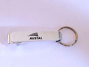 AUSTAL Australian Global Ship Building Keychain Bottle