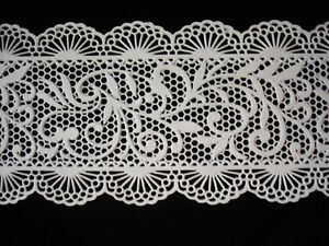 wedding decoration decorative ready made edible cake lace