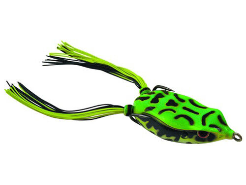 Select Color SPRO Dean Rojas Bronzeye Frog 65 Topwater Lure 36 Colors