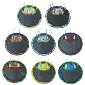 Baby-Feeding-Saucer-Pad-Mat-Highchair-Cover-Anti-dirty-Eating-Folding-Table-Pad