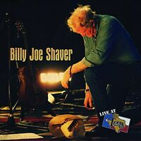 Billy Joe Shaver - Live At Billy Bobs Texas [new Cd] on Sale