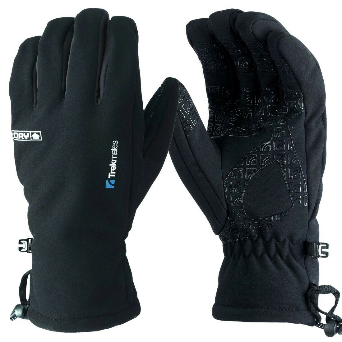 Trekmates Robinson Glove Men S - high-quality soft shell finger gloves with DRY