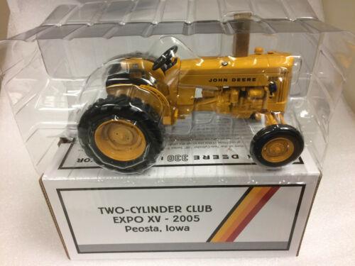330 Industrial participant tractor 16132A Rare 1//16 John Deere 2005 Expo XV