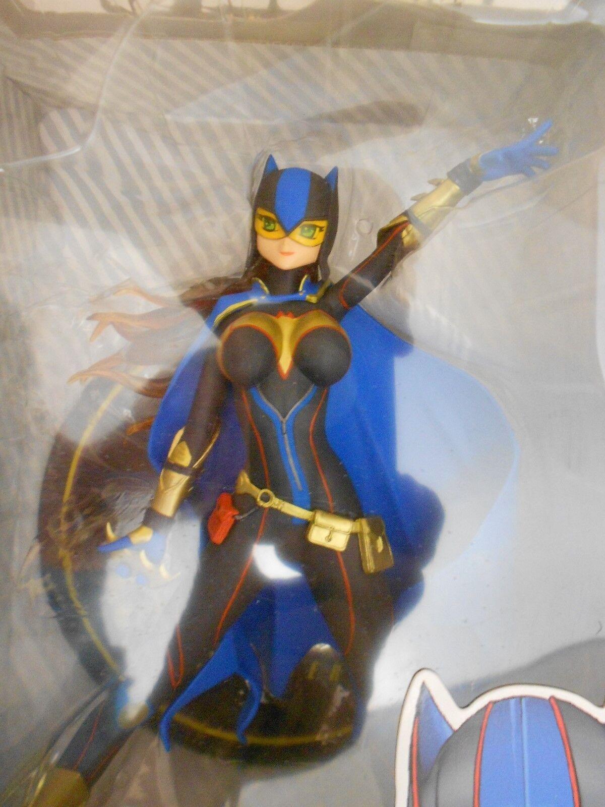 Batgirl 2008 dc direkte ame-comi heldin serie pvc - statue gebraucht