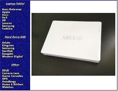 Lenovo Ideapad Miix 510-12ISK 80U10068US Intel Core i5 8GB DDR4 RAM 256GB SSD