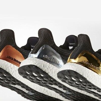 best wholesaler new images of huge inventory adidas Ultra BOOST LTD 2.0 Olympic Gold / Silver / Bronze Medal Shoes Pick  1 | eBay
