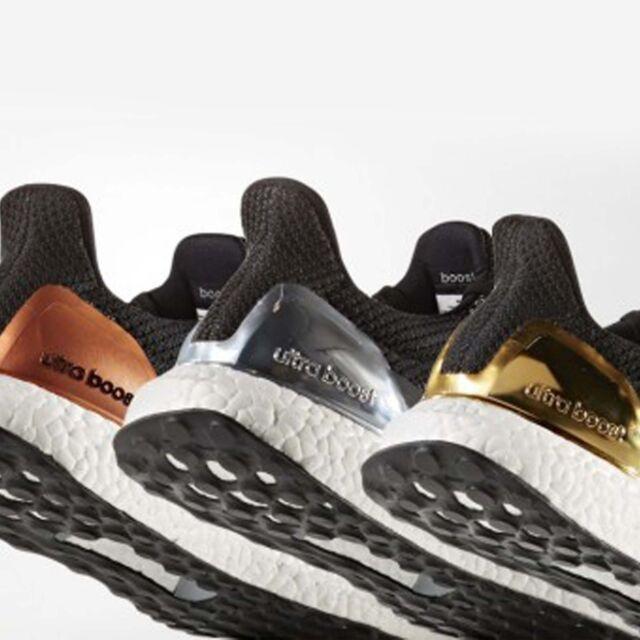Adidas Ultra Boost 2 0 Ltd 3m Silver Medal Olympics 12 Us