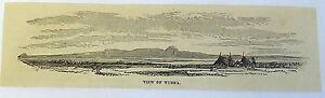 1878-slim-magazine-engraving-VIEW-OF-WURKA-Messopotamia-Assyrians