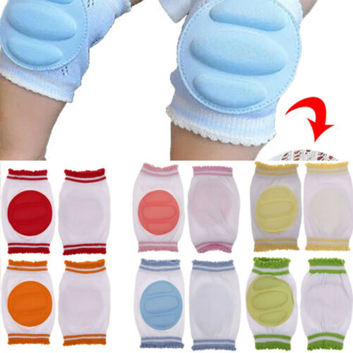 Kids Knee Pads Protector Safety Crawling Elbow Cushion Soft Safety Beautiful
