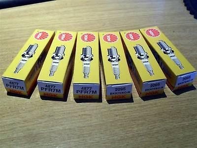 IRIDIUM SPARK PLUG X6 SET OF 6 SPARK PLUGS PFR6G11